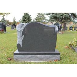 MEMORY FOREVER MONUMENT HEADSTONE
