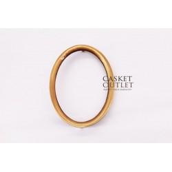 Bronze Photo Frame Oval