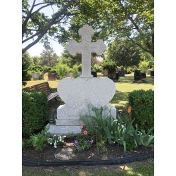 Orthodox Cross Monument,cross shaped Headstone