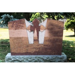 Will Always Be There monument, custom headstone