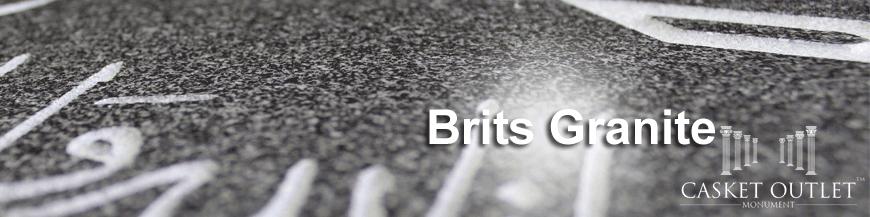 brits granite monuments
