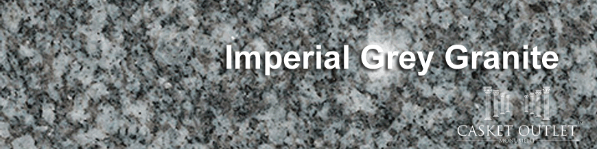 IMPERIAL GREY COLOR GRANITE MONUMENTS